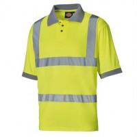 Dickies Hi Vis Polo Shirt