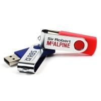 Promotional Twister USB Memory Sticks